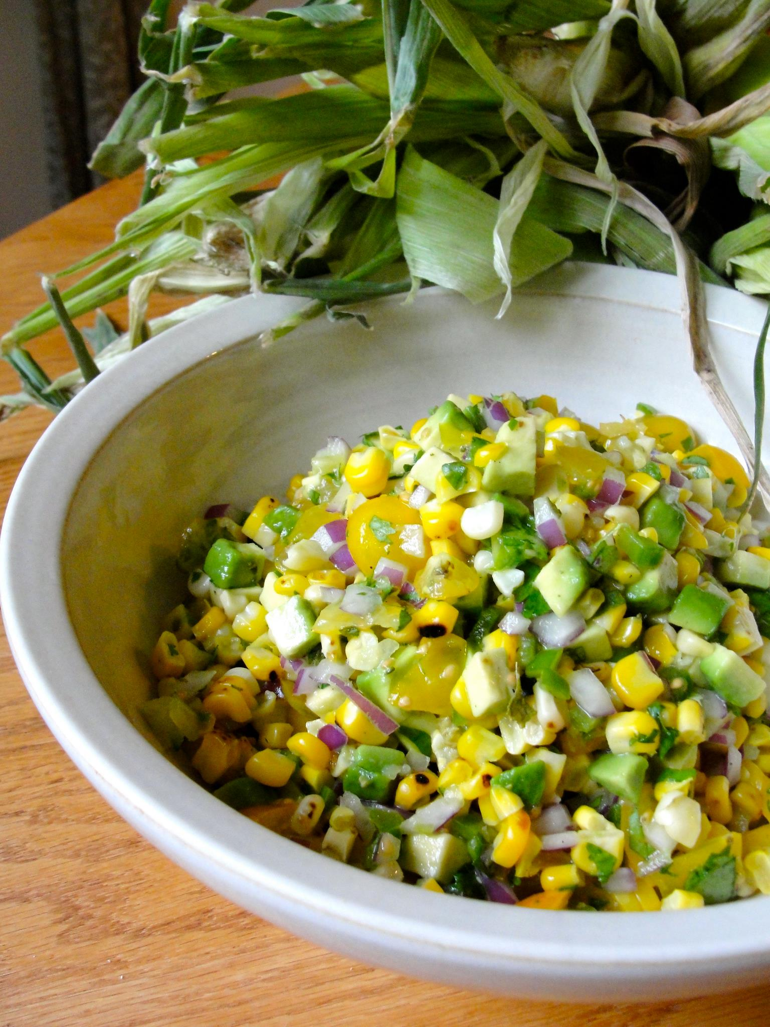 2011-09-18-Fire-Roasted-Sweet-Corn-and-Avocado-Salsa