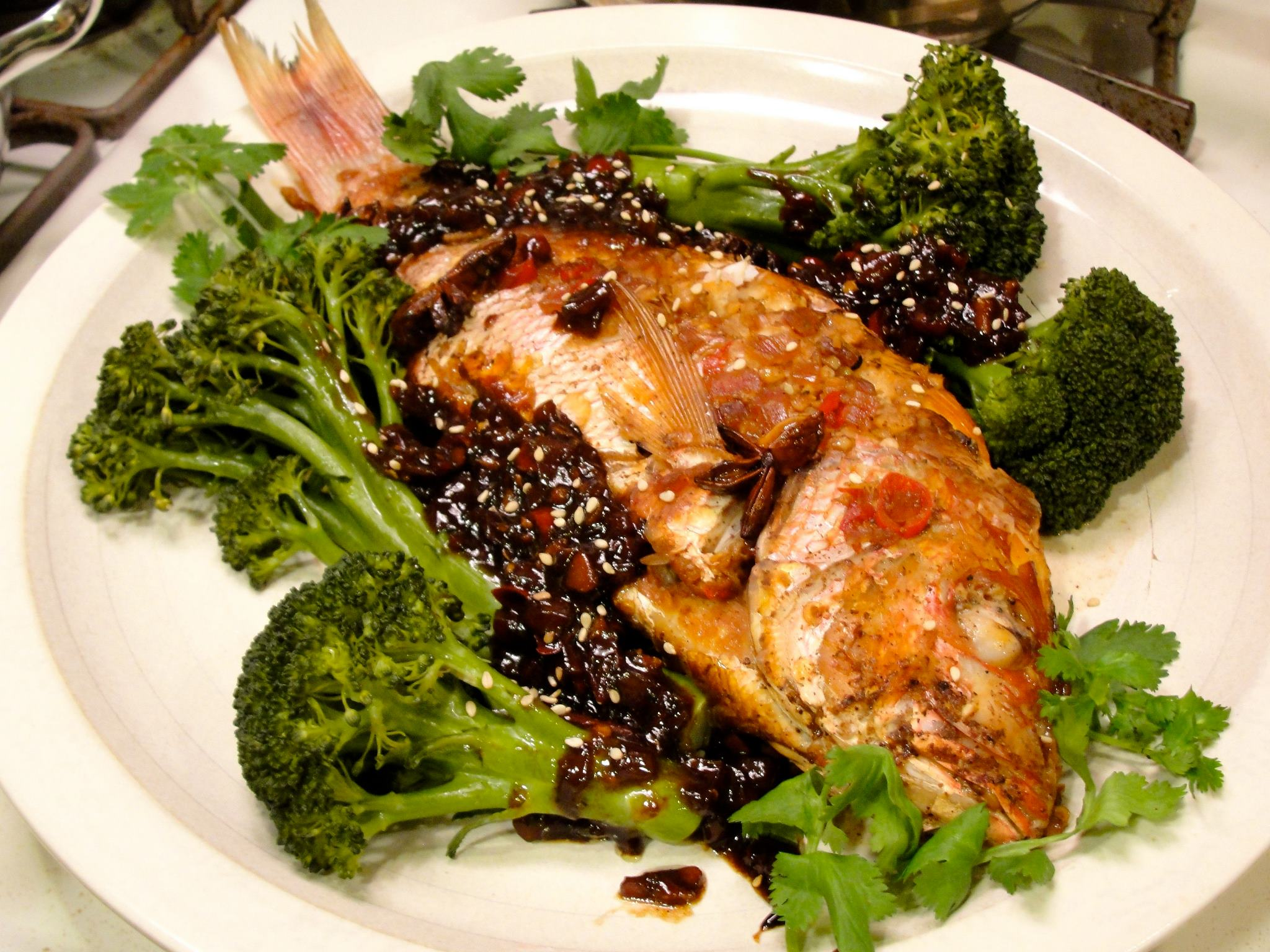 Consider, that asian recipe red snapper phrase