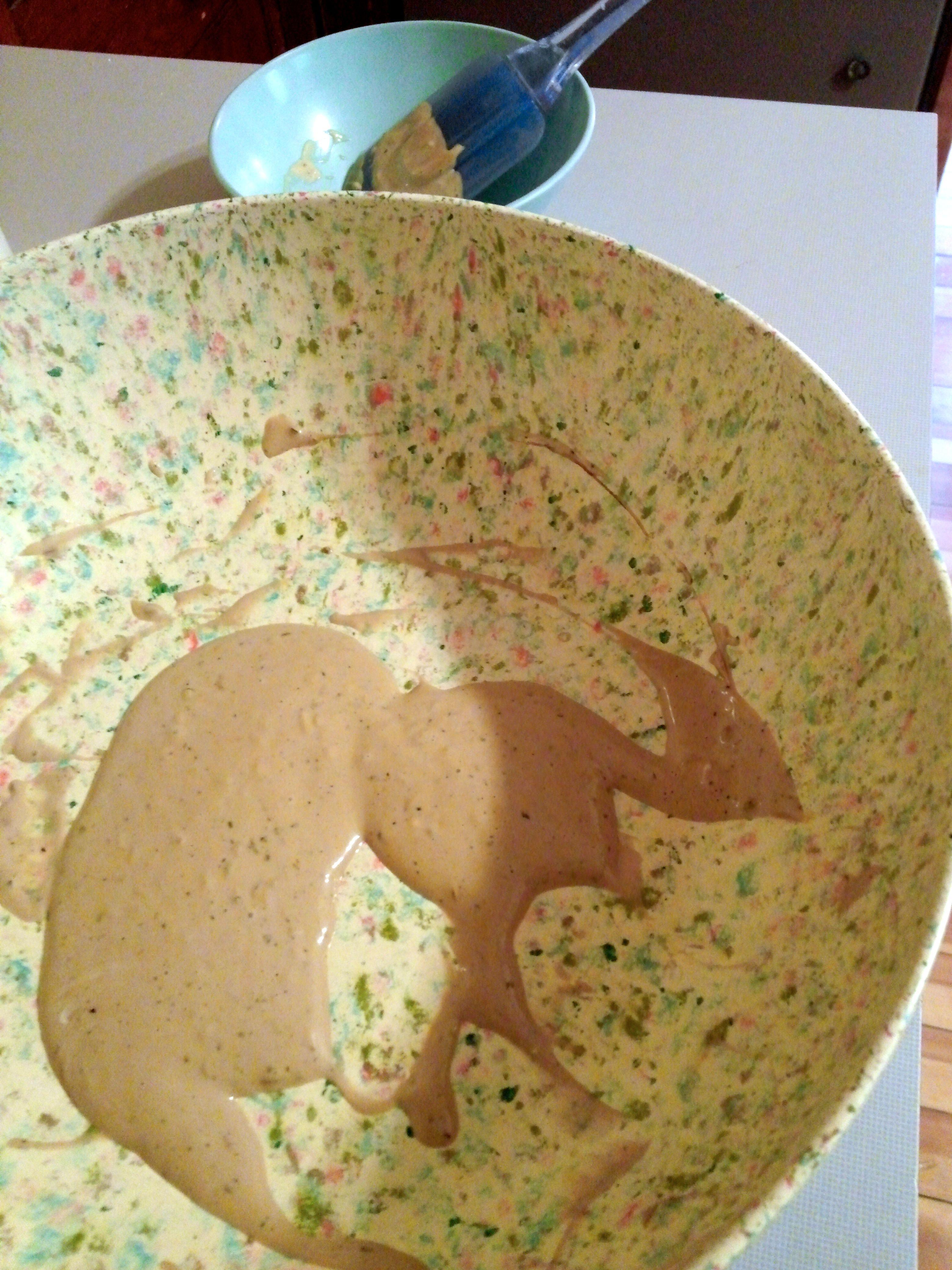 cracked pepper balsamic mayo