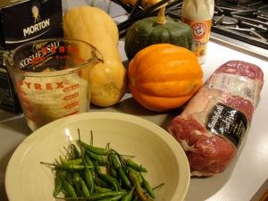 Wak Gominda ingredients.